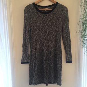 Madewell Ribbed Knit Dress, sz. M